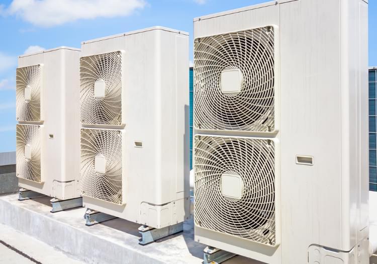 空調機や発電機などのオーバーホール・リビルト