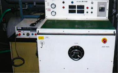 コンプレッサー試験機